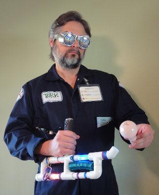 Tyler Tork, Quantum Mechanic