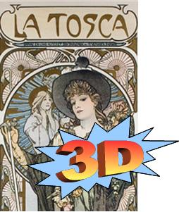 Tosca in 3D!